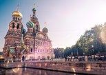 San Petersburgo, Peterhof, el Palacio de Catalina: Excursión privada de 2 días. San Petersburgo, RUSIA