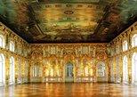 Tour a Gran Palacio de Peterhof y Palacio de Catalina. San Petersburgo, RUSIA