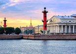 Excursión confortable de 3 días en San Petersburgo para Pasajeros de Cruceros,