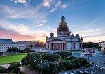 Viaje de 1 día de Moscu a San Petersburgo en tren,