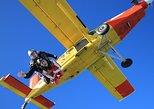 Tandem Skydive 16,500ft from Franz Josef. Glaciares Franz Josef y Fox, New Zealand