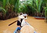 Delta del Mekong desde la ciudad de Ho Chi Minh con el mercado flotante Cai Be. Ho Chi Minh, VIETNAM