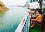 Cruzeiro de Luxo de 2 Dias na Baía de Halong com aula de culinária, Tai Chi,