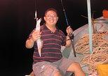Sunset Bbq And Night Squid Fishing In Phu Quoc Island. Phu Quoc, Vietnam