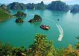Excursão de dia inteiro à Baía de Halong,