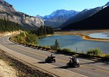Canadian Rockies Tour by Chauffeured Sidecar from Jasper,