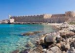 Excursión privada a Rodas con recogida en el puerto de cruceros: casco antiguo, más. Rhodes, GRECIA