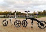 Excursão Independente para Locação de Bicicleta Elétrica na Cidade de Versalhes e Parque. Versalles, França