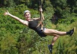 Shore Excursion: Zip Line Adventure with Monkey/Sloth Hang-out and Snorkel, Roatan, HONDURAS