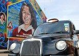 Belfast Famous Black taxi political mural peace wall tour 2 hour, Belfast, IRLANDA