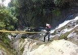 Canyoning at Usina River, Paraty, BRASIL