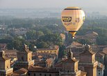 Emilia-Romagna voo de balão de ar quente privado de Bolonha. Bolonia, Itália