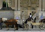 Excursão privada pela cidade de cavalo e charrete em Versalhes. Versalles, França