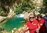 Escapada de un día a las cascadas de Algar y Guadalest desde Benidorm. Benidorm, ESPAÑA