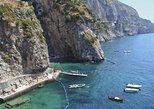 Crucero en grupo pequeño por la costa de Amalfi desde Positano. Salerno, ITALIA