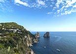 Cruzeiro na Ilha de Capri saindo de Amalfi, Praiano ou Positano. Amalfi, Itália