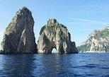 Excursão privada de barco por Capri, saindo de Positano, Praiano ou Amalfi. Positano, Itália