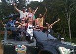 Off-road trip in koh Phangan. Ko Phangan, Thailand