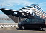 Private transfer from Civitavecchia port to Rome. Lago Bracciano, ITALY