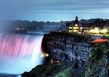 Niagara Falls Canada Tour from Day to Night with Dinner. Cataratas del Niagara, CANADA