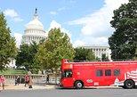 Pase de 2 días para el autobús y la atracción con paradas libres en Washington DC. Washington DC, ESTADOS UNIDOS