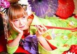Oiran Costume Experience, Kanazawa, JAPON