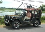 Jeep tour to Marble Mountain, Son Tra Peninsula and Hai Van Pass from Hoi An. Hoi An, Vietnam
