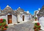 Trulli of Alberobello Private Tour with Wine-Tasting. Bari, ITALY