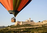 Assisi, Perugia and Umbria Hot Air Balloon Tour with Breakfast. Perugia, ITALY