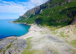 Mjelle Beach - Easy Coastal Day Hike to Bodos no 1 Beach, Northern Norway. Bodo, NORWAY