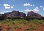 Ayers Rock ou Uluru, Olgas Tour com churrasco de Alice Springs. Alice Springs, Austrália