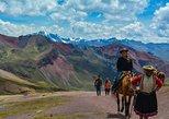 Rainbow Mountain Ride Horse, Cusco, PERU