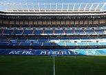 Ingresso para a partida no Estádio Santiago Bernabéu do Real Madrid. Madrid, Espanha