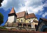 Sighisoara & Biertan fortified church (1 day, from Cluj), ,