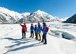 The Adventurer: Tasman Glacier Heli-hike. Canterbury, New Zealand