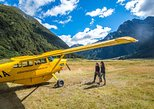 Wilderness Adventure Including Scenic flight Self-guided Hike and Jet Boat Ride. Wanaka, New Zealand
