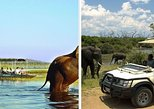 Chobe Full Day Trip From Victoria Falls. Cataratas Victoria, Zimbabwe