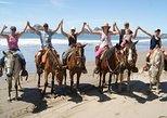 Horse Riding on Patara Beach, Kas, Turkey