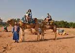 Camel ride at the sunset in Agadir with Hotel Transfers. Agadir, Morocco