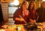 Cena y clase de cocina de estilo Izakaya de Kyoto. Kioto, JAPON