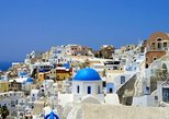 Excursão de dia inteiro na Ilha Santorini saindo de Creta. Heraclion, Grécia