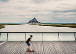 Private Mont Saint-Michel Family Walking Tour. Monte Saint-Michel, FRANCE
