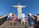 Tour full day al Pan de Azucar y el Cristo Redentor con almuerzo de barbacoa, Rio de Janeiro, BRASIL