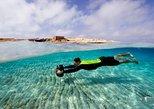 Alquiler de una scooter acuática BladeFish en Ibiza, Ibiza, ESPAÑA