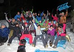 Swiss Alps Night Sled Ride with Fondue Option from Interlaken. Interlaken, Switzerland