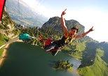Bungy Jump Stockhorn, Interlaken, SUIZA