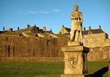 Loch Lomond, The Trossachs and Stirling Castle from Glasgow. Glasgow, Scotland