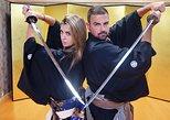 Escuela de samurai de Kioto: aprender kembu tradicional. Kioto, JAPON