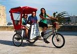Tour Rickshaw de Bari com visitas a museus. Bari, Itália