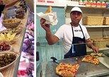 Excursão privada à comida na Bari Street por Rickshaw. Bari, Itália
